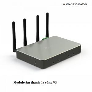 Module Audio V3 Nhà thông minh Miền Bắc