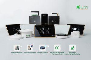 Bộ thiết bị điện thông minh Lumi Nhà thông minh Miền Bắc