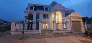 Biệt thự thông minh Khu đô thị Nam Hoàng Đồng - TP. Lạng Sơn - ful nhà 1024x485